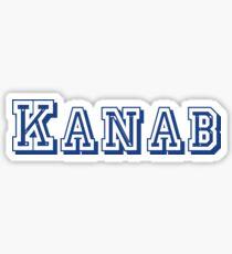 Kanab Sticker Sticker