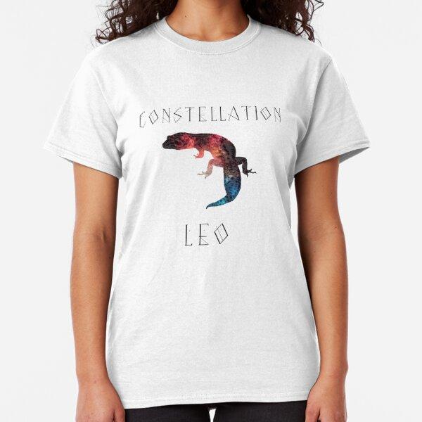 Constellation Leo Stargazer Classic T-Shirt