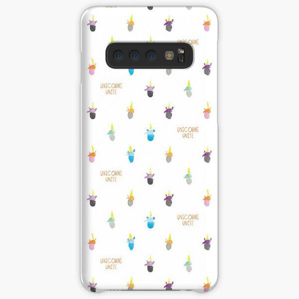 Unicorns Unite Pattern 1 Samsung Galaxy Snap Case