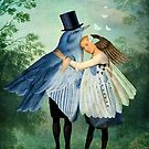 The Lovers by Catrin Welz-Stein