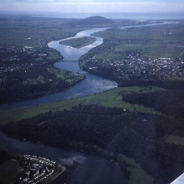 Shoalhaven River, Nowra, Australia 1996 by muz2142