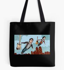Flight Of The Conchords - Flying Tote Bag