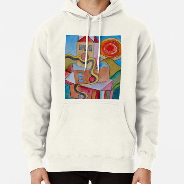 My City Pullover Hoodie