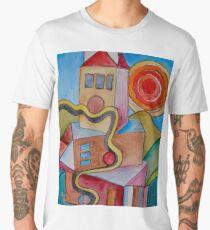 My City Men's Premium T-Shirt