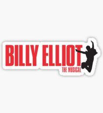 Billy Elliot the Musical Sticker
