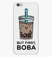 But first, BOBA iPhone Case