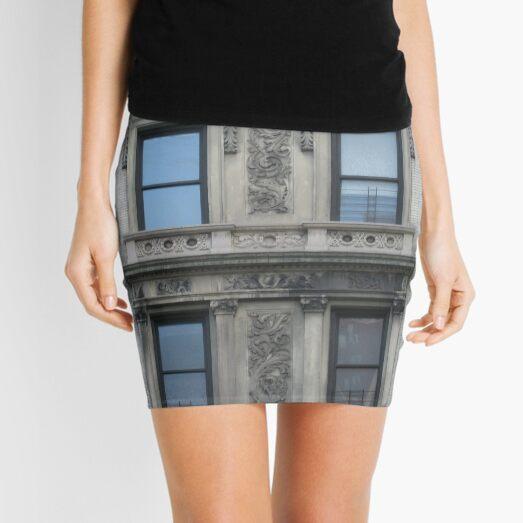 Windows Mini Skirt