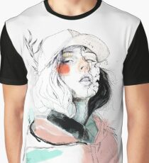 COLLABORATION ELENA GARNU / JAVI CODINA Graphic T-Shirt