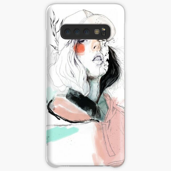 COLLABORATION ELENA GARNU / JAVI CODINA Samsung Galaxy Snap Case