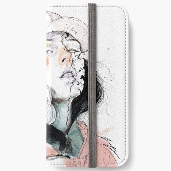 COLLABORATION ELENA GARNU / JAVI CODINA iPhone Wallet