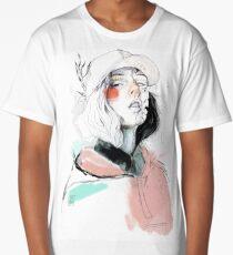 COLLABORATION ELENA GARNU / JAVI CODINA Long T-Shirt