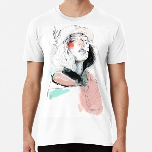 COLLABORATION ELENA GARNU / JAVI CODINA Premium T-Shirt