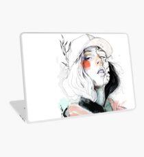 COLLABORATION ELENA GARNU / JAVI CODINA Laptop Skin