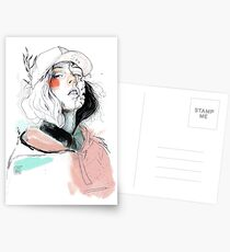 COLLABORATION ELENA GARNU / JAVI CODINA Postcards