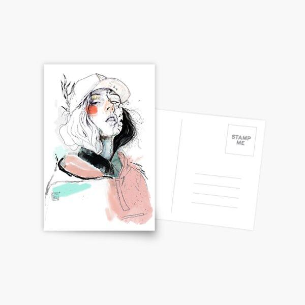 COLLABORATION ELENA GARNU / JAVI CODINA Postcard