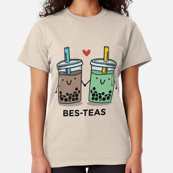 BES-TEAS pun Classic T-Shirt