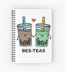 Cuaderno de espiral Juego de palabras BES-TEAS