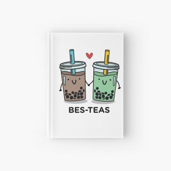 BES-TEAS pun Hardcover Journal