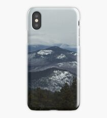 Loon Mountain iPhone Case/Skin
