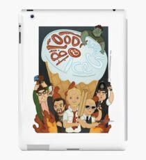 Blood & Ice Cream iPad Case/Skin