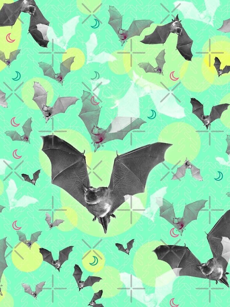 Halloween bat by Mauswohn