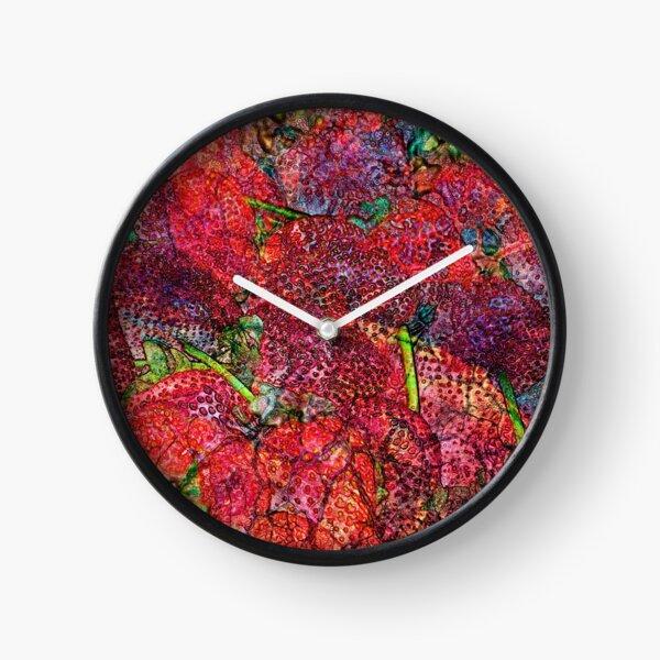 Summer Wine 3 Clock