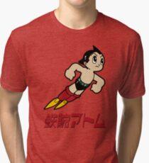 Camiseta de tejido mixto Astro Boy (Retro)