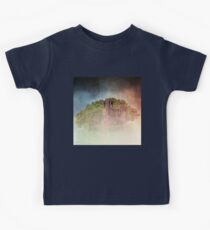 Ghostly Garden Shipwreck Kids Tee