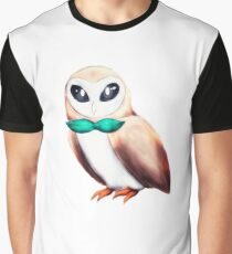 Rowlet! Graphic T-Shirt