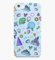Meet me at my Happy Place Pattern iPhone 5c Case