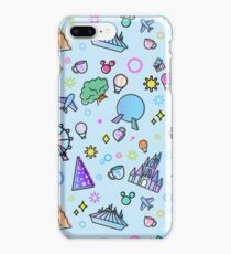 Meet me at my Happy Place Pattern iPhone 8 Plus Case