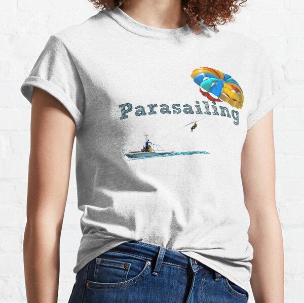 parasailing Classic T-Shirt