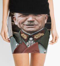 General Heinz Guderian, possibly Russia, c. 1944.  Mini Skirt