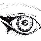Sketch Eye by Cleave