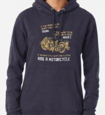 Motorradfahrer Hoodie