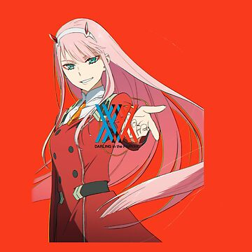 darling in the franxx  ZERO TWO by mintheheart
