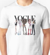 Camiseta unisex Spice Girls Vogue