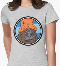 31177078cc03b The Big Lez Show - Skitz Bucket Hat Women s Fitted T-Shirt
