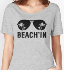 Beach'in Vacation Cruise Women's Relaxed Fit T-Shirt