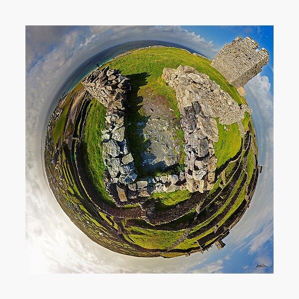 O'Brien Fort Inisheer, Aran Islands, Ireland Photographic Print