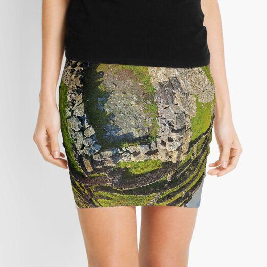 O'Brien Fort Inisheer, Aran Islands, Ireland Mini Skirt