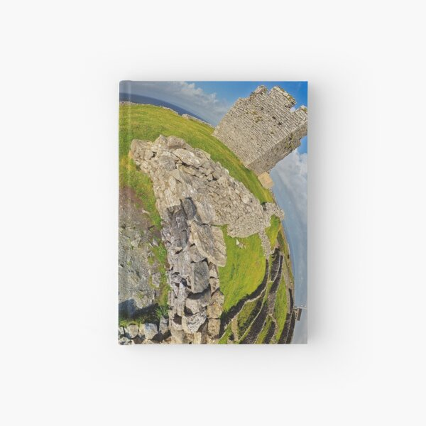 O'Brien Fort Inisheer, Aran Islands, Ireland Hardcover Journal