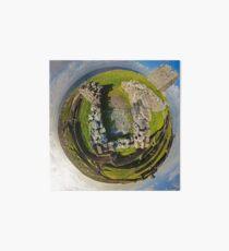 O'Brien Fort Inisheer, Aran Islands, Ireland Art Board