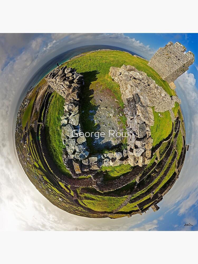 O'Brien Fort Inisheer, Aran Islands, Ireland by VeryIreland