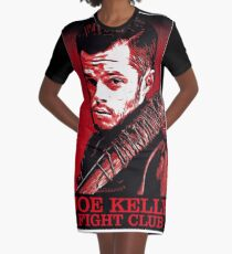 joe kelly fight club Graphic T-Shirt Dress