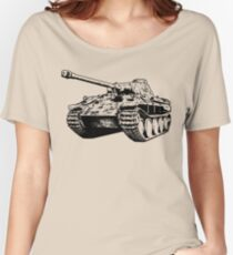Panther Tank Women's Relaxed Fit T-Shirt