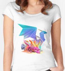 Spyro Reborn Women's Fitted Scoop T-Shirt