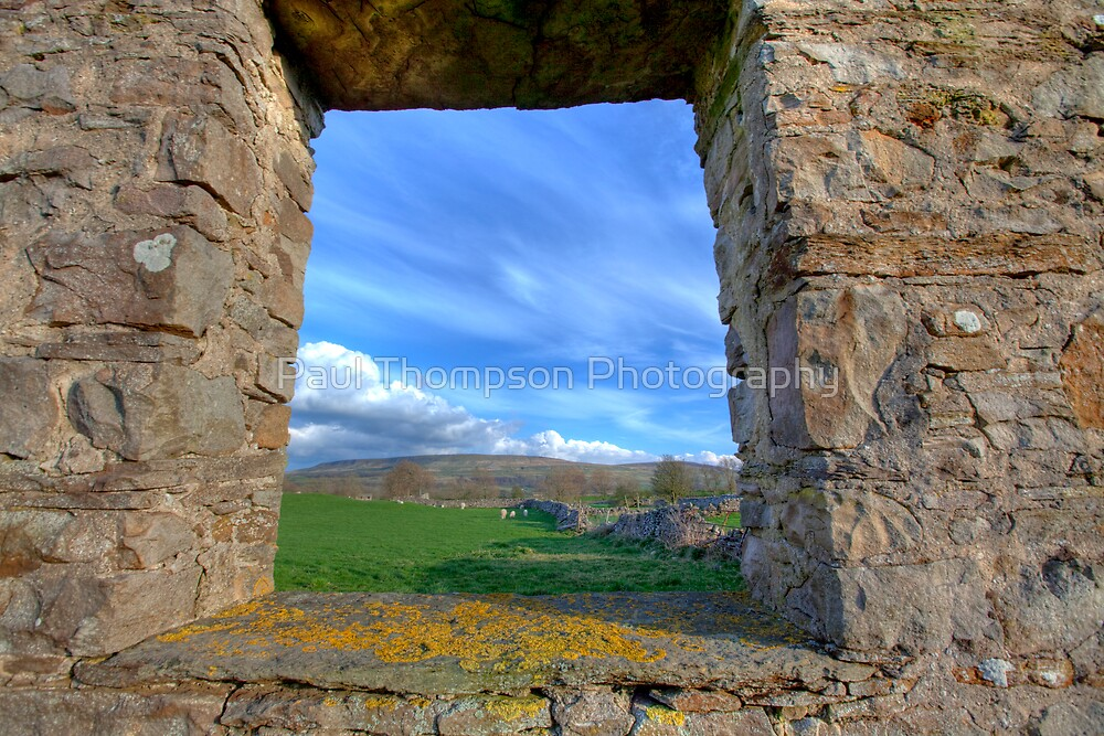 Window With A View by Paul Thompson Photography