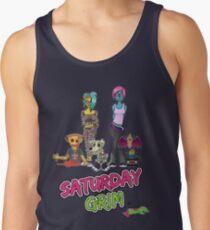 Saturday Grim - The Gang Tank Top