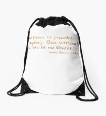 Morrowind propehcy Drawstring Bag